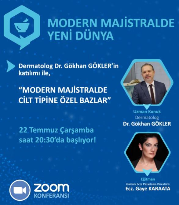 Modern Majistral Eğitimi - 2.hafta