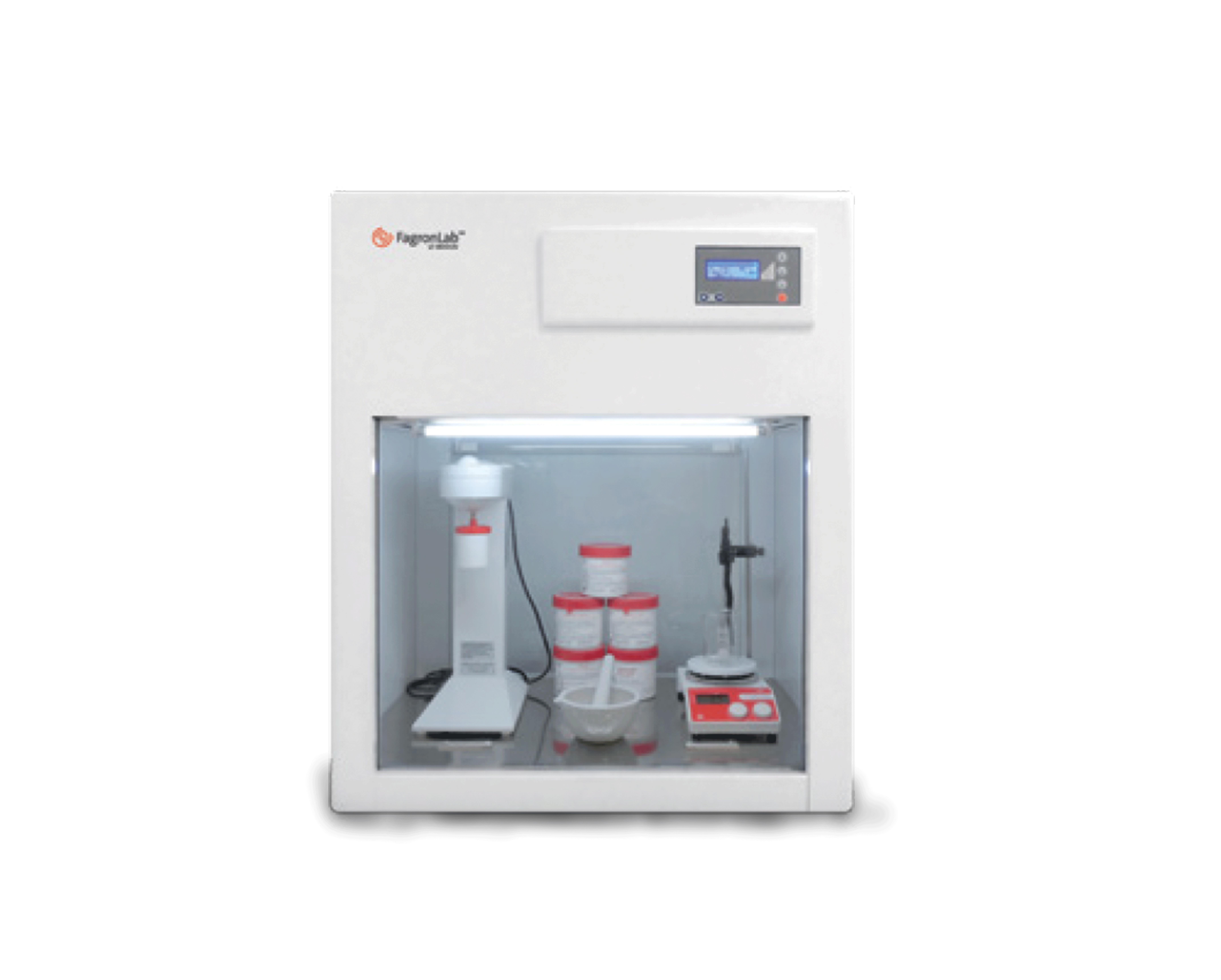 Tezgah Üstü Steril Kabin LF-800 UV