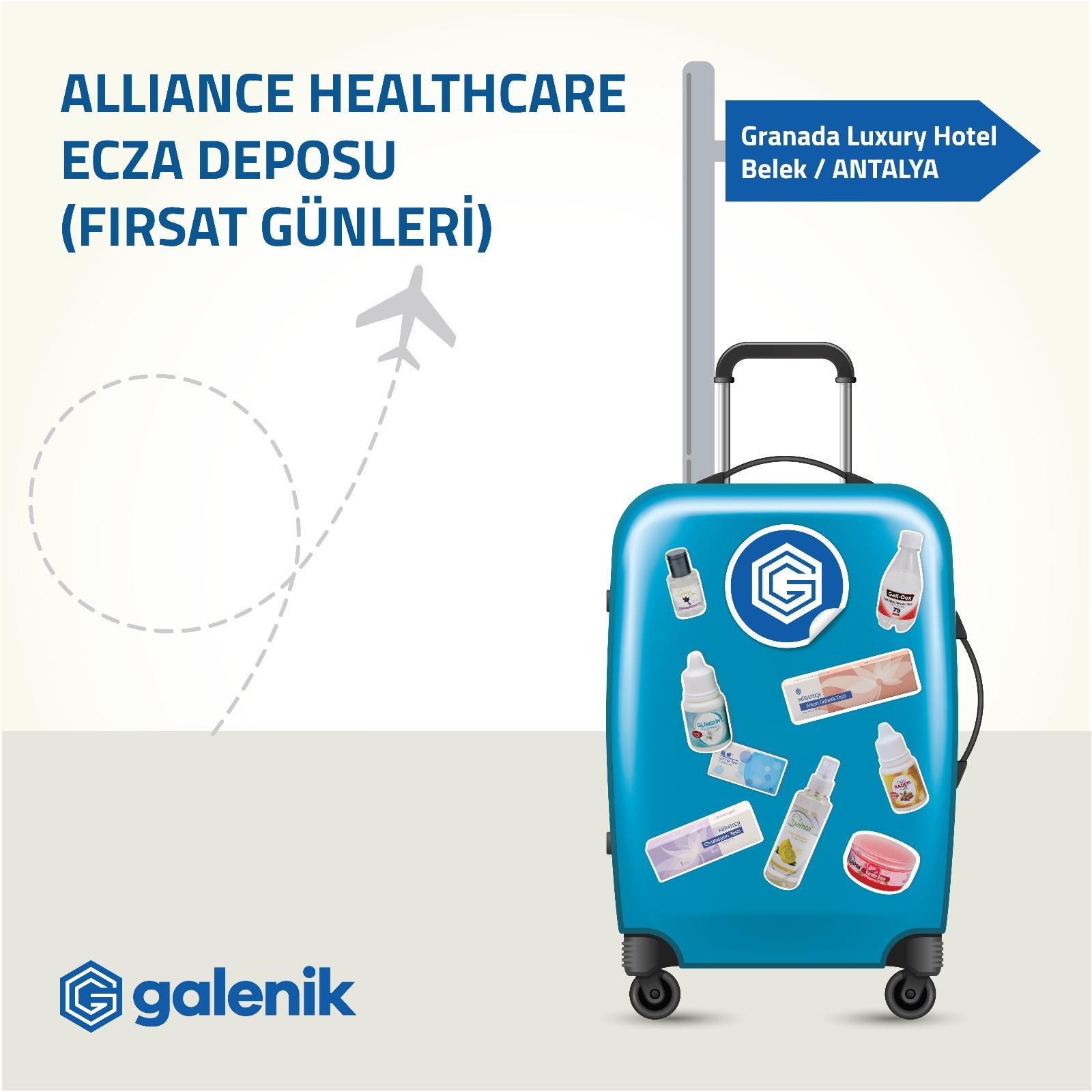 Alliance Healthcare Fırsat Günleri